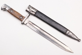 Imperial Germany - bayonet SG 71/84 - Alex Coppel