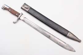 Imperial Germany - bayonet SG 98/05 a.A.
