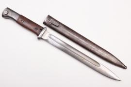 Prussia - WWI bayonet SG 84/98 n.A.