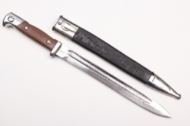 Imperial Germany - bayonet SG 71/84 - WKC