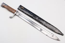 Prussia - bayonet SG98/05 a.A. - Simson