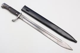 Prussia - bayonet 98/05 n.A. - Simson