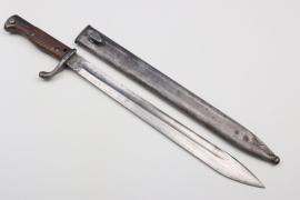 Bavaria - bayonet SG 98/05 n.A. - Herder/Amberg