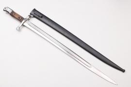 Austria-Hungary - sword bayonet M 1886 Steyer