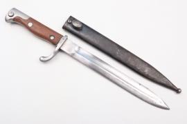 Prussia - WWI bayonet SG 98/05 a.A. - Mauser