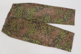 Waffen-SS oak leaf camo overpants