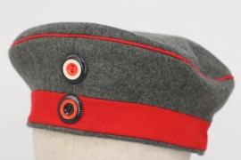 """Württemberg - M1910 """"Krätzchen"""" infantry field cap"""