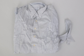 Luftwaffe service shirt with extra collar - RECORD