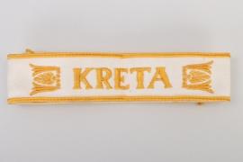 Wehrmacht KRETA cuffband