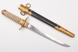 Japan - WWII naval officer's dagger