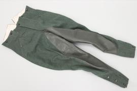 Heer officer's field breeches - 1940 (unworn)