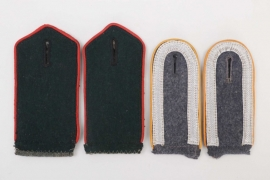 Russian Liberation Army & Luftwaffe flying troops shoulder boards