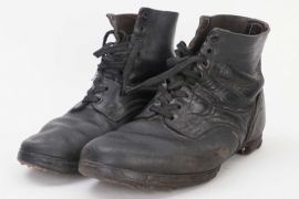Wehrmacht EM/NCO low ankle boots