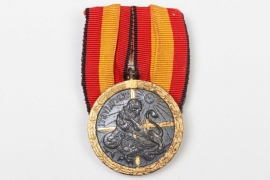 "Spain - Legion Condor ""Medalla de la Campana"" on medal bar"