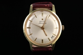 Zenith - Automatic gold double
