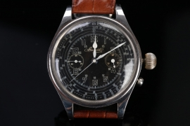 "Longines - Chronograph Mariage with ""Breguet"" signature"