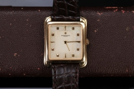 Vacheron Constantin - 18kt gold watch