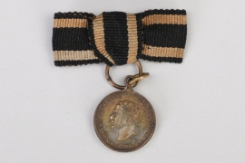Prussia - miniature to Lifesaving Medal