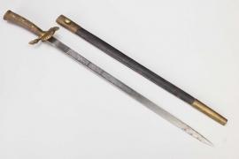 "Weimar Republic - forestry hunting dagger ""Hirschfänger"""
