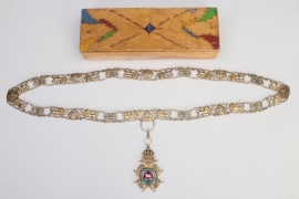 Kingdom of Hannover - Grand Cross Collar of the Guelphic Order