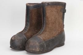 Wehrmacht winter watch boots - 1940