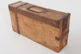 WW1 MG08/15 ammunition case