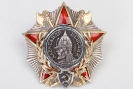 Soviet Union - Order of Alexander Nevsky