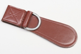 Leather hanger for Luftwaffe officer's dagger