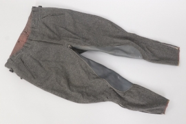 Heer NCO's/officer's riding breeches