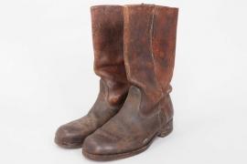 Third Reich RAD field boots
