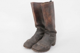 Wehrmacht EM/NCO field boots