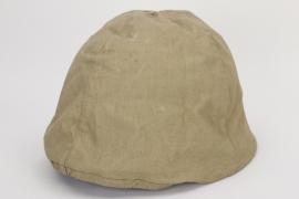 Unknown cloth helmet camo cover