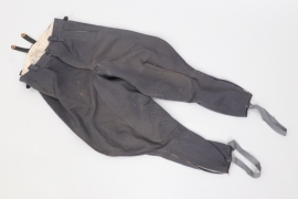 Luftwaffe officer's breeches