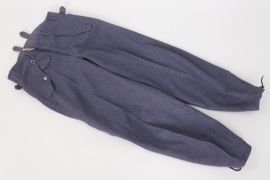 Luftwaffe paratrooper jumping trousers (REPRODUKTION)