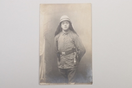 Prussia Expeditionskorps portrait photo