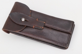 WWI Luger 08 dual magazine pouch - 1916