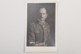 Epp, Franz Ritter von - portrait photograph