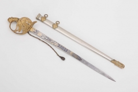 Prussia - Kaiser Wilhelm II. miniature presentation sword