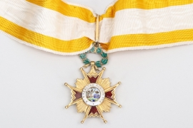 Spain - Order of Isabella the Catholic, Commander