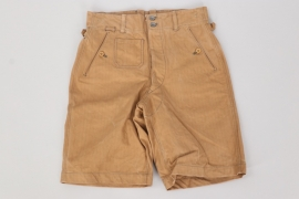Kriegsmarine tropical shorts