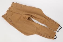 SA breeches - cord