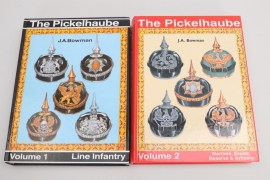 """""""The Pickelhaube"""" by J. A. Bowman Vol. 1 & 2 - signed"""