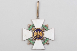 Italy - Order of the Roman Eagle, Military Division, Commander