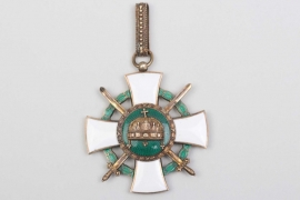 Hungary - Order of the Holy Crown, Commander Cross
