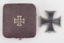 1914 Iron Cross 1st Class in case - SW 5