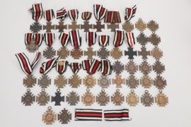 Third Reich lot of Honor Crosses of WWI