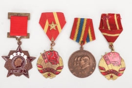 Soviet Union - lot of four bages
