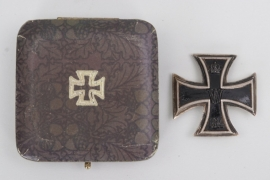 1914 Iron Cross 1st Class in case - 800