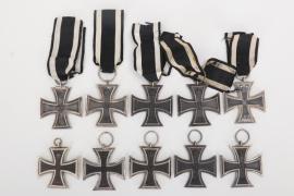 10 x 1914 Iron Cross 2nd Class