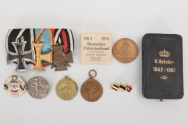 Imperial Germany - lot of medals